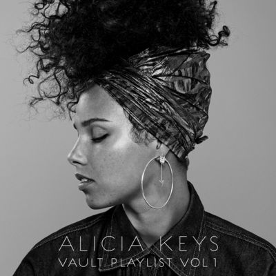 Alicia Keys - Vault Playlist, Vol. 1 (EP) - Album Download, Itunes Cover, Official Cover, Album CD Cover Art, Tracklist