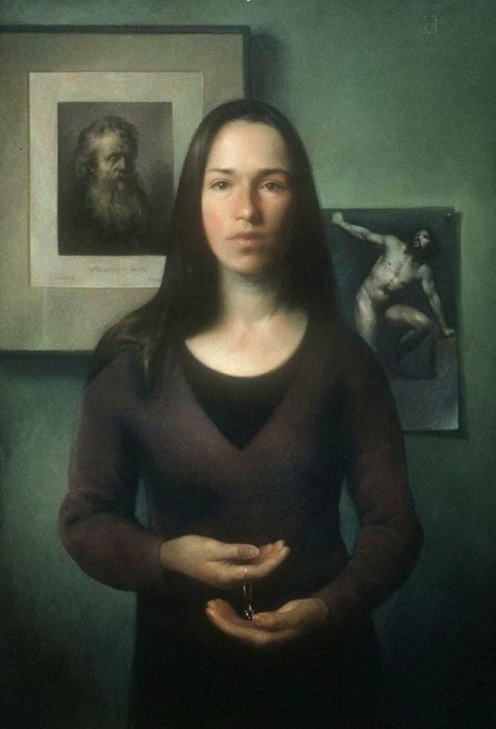 Классический реализм. Juliette Aristides