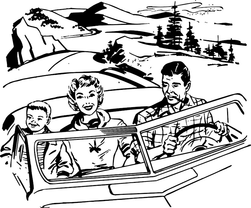 braxton and yancey: ROAD TRIP!