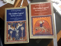 The Essential Bookshelf for a Religious Artist, Part 1: the Golden Legend