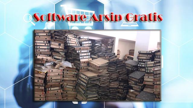 Software arsip, Aplikasi Arsip