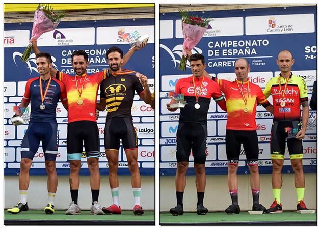Ciclismo Aranjuez Campeonato de España