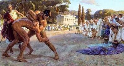 Το ντοπάρισμα στην αρχαιότητα