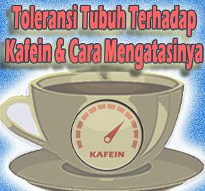 Mengenal Toleransi Tubuh Terhadap Kafein yang Berasal Dari Kopi, dan Cara Mengatasinya