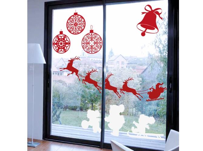 Plantillas Para Decorar Ventanas En Navidad.12 Ideas Navidenas Para Decorar Ventanas En Esta Navidad