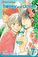 Honey and Clover Vol. 7 by Chica Umino
