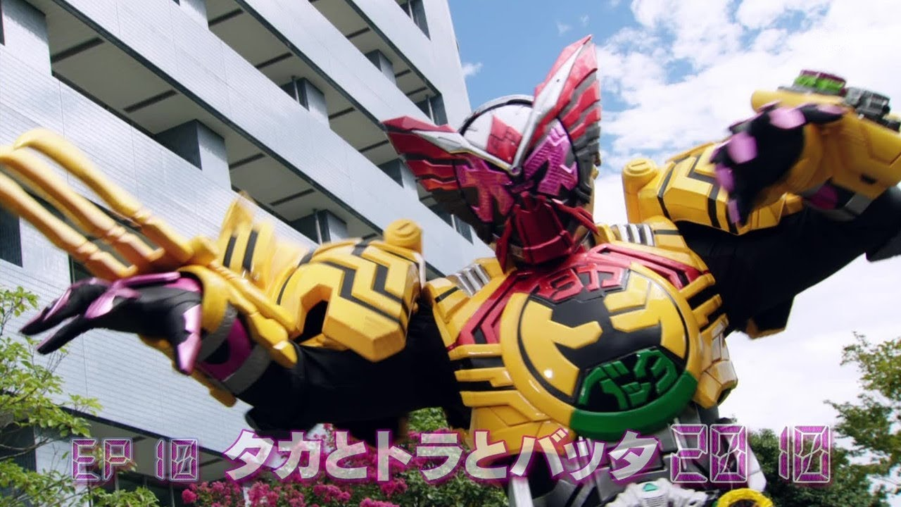 Kamen Rider ZI-O Episode 10 Preview (By Gouki)