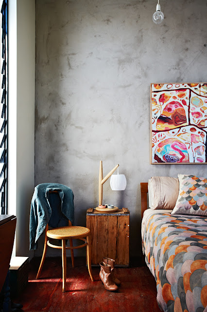 Decor Inspiration Nina and Patrick Apartment Melbourne