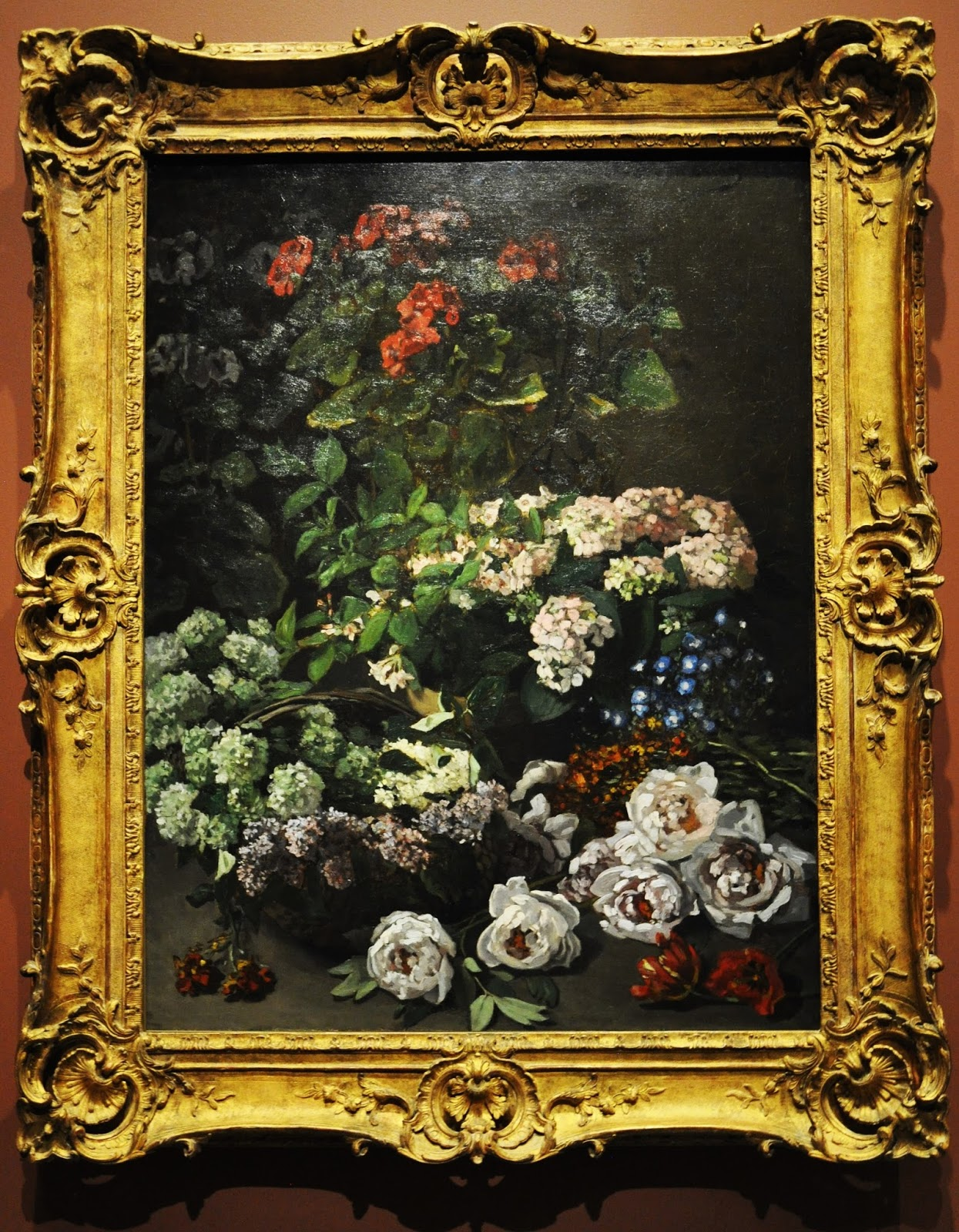 A Great Europe Trip Planner Impressionists Flower Paintings