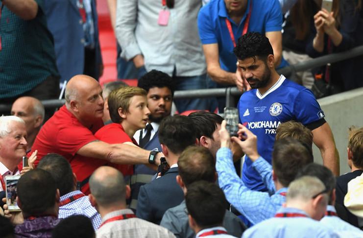 Diego Costa dan Cinta yang Belum Usai