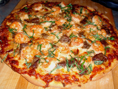 http://tarathefoodie.blogspot.com/2008/10/surf-and-turf-pizza.html