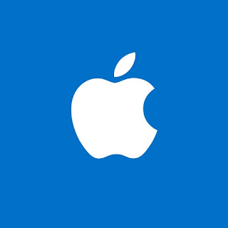 ios icon blue