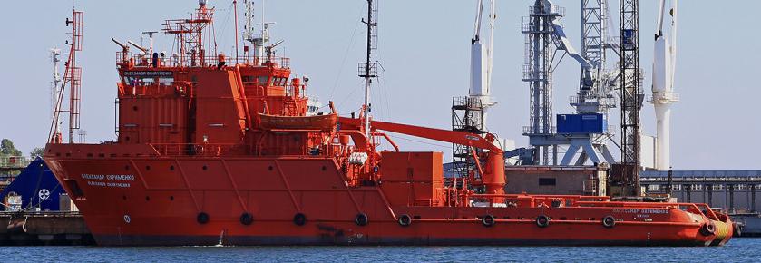 До складу ВМСУ зараховане нове судно забезпечення