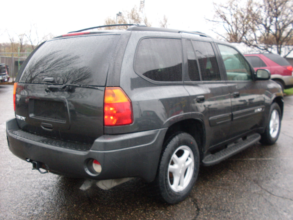 Gmc Envoy Charcoal