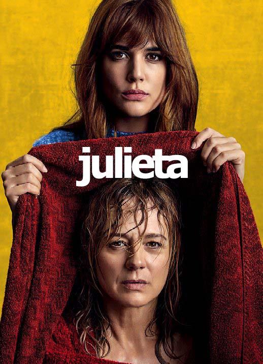 Julieta Torrent - BluRay 720p e 1080p Dual Áudio (2016)