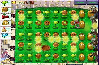 Game Hoa Quả Nổi Giận 3 - Plants vs Zombies 3 g