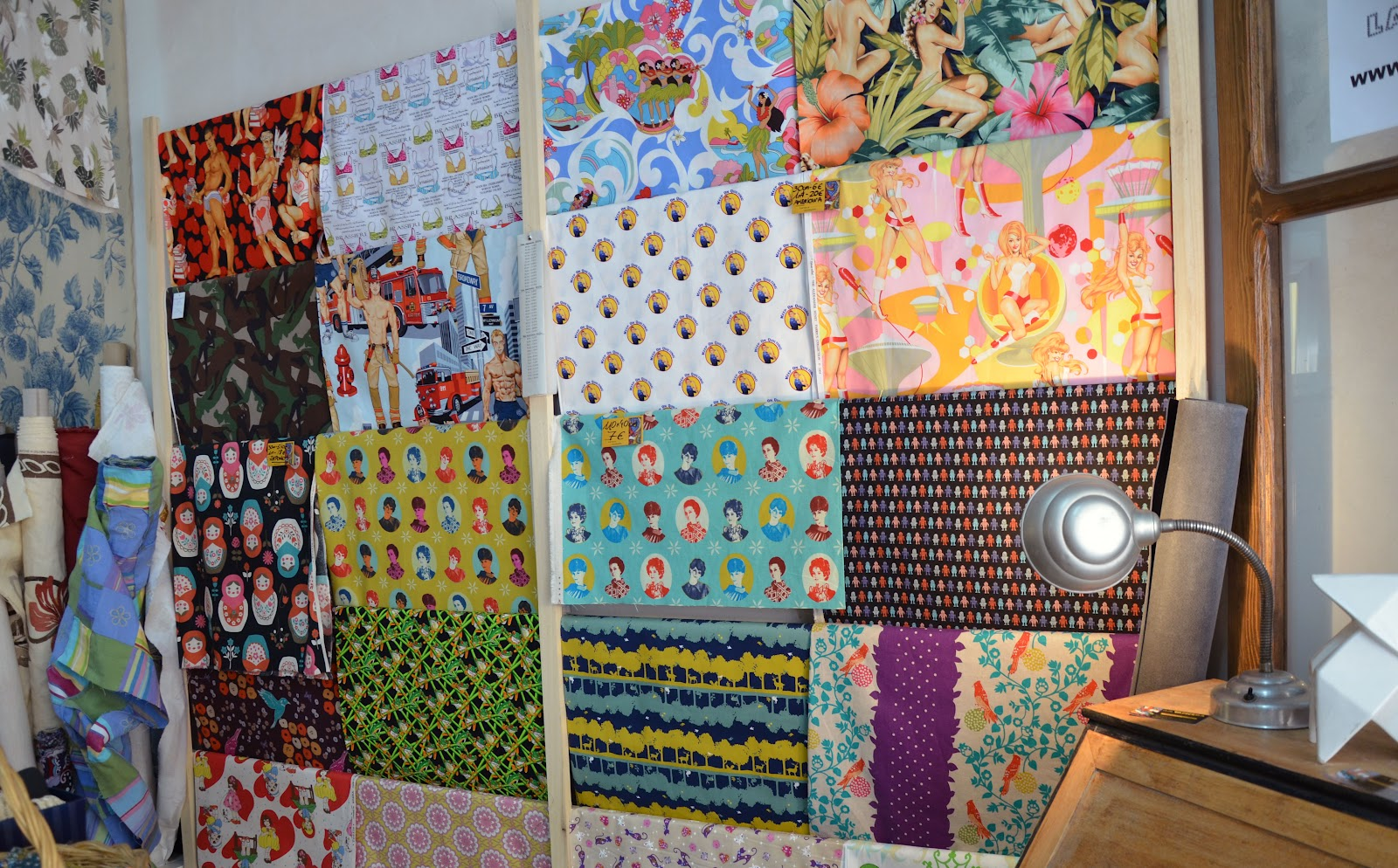 El club de las mujeres reales la tapicera - Telas para sillas de cocina ...