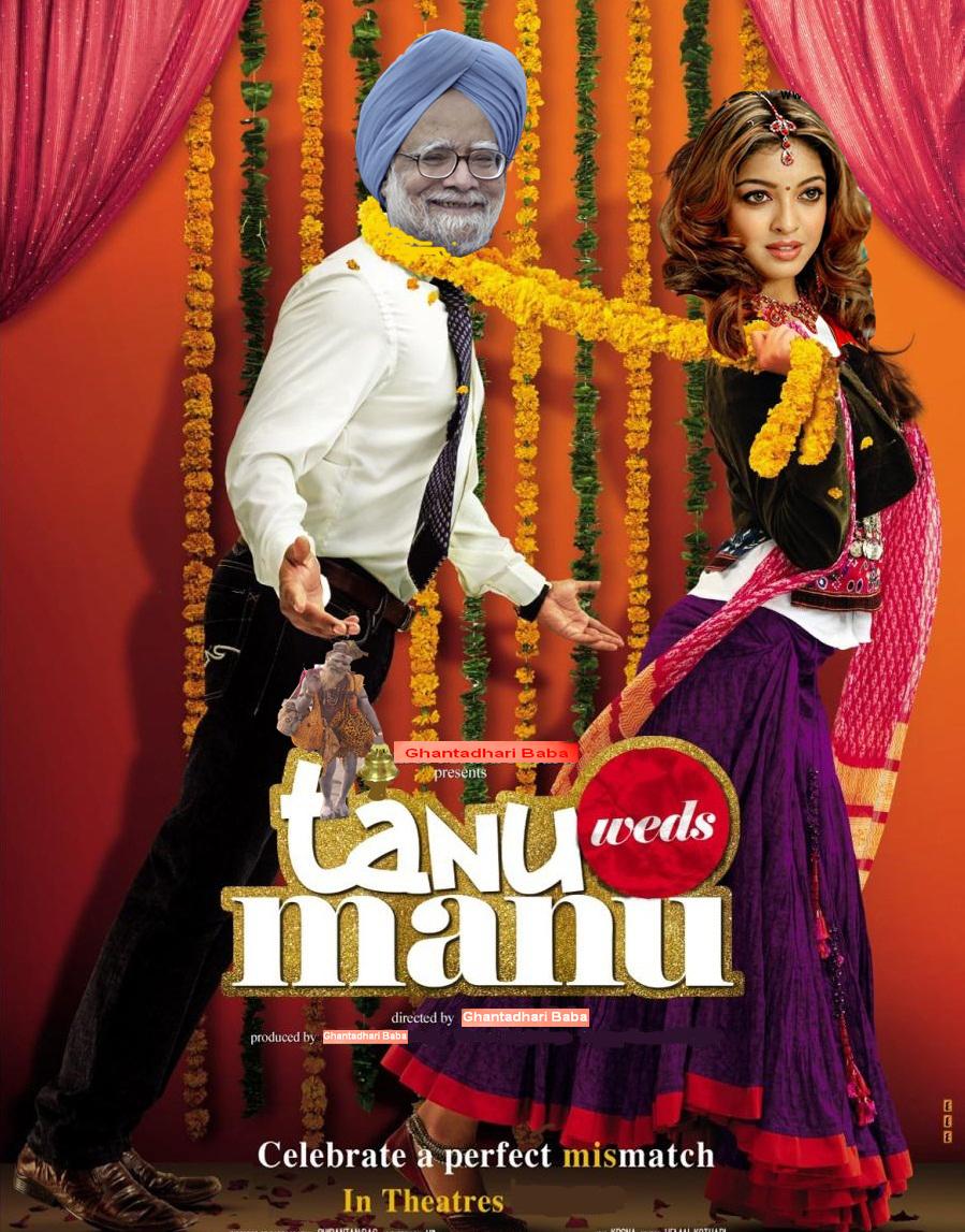 Tanu-Weds-Manu poster ...