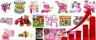 Keuntungan, Modal dan Pemasaran Bisnis Mainan Anak