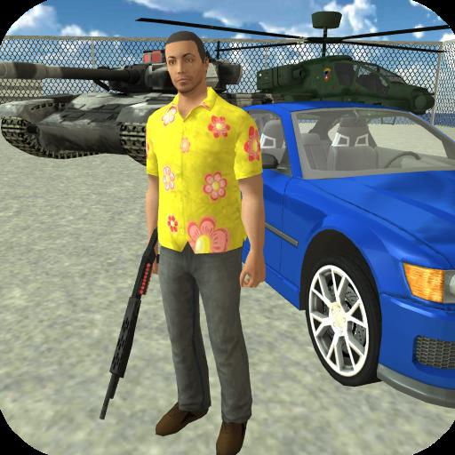 تحميل لعبه Real Gangster Crime مهكره اخر اصدار