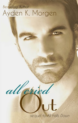 Cover Reveal for All Cried Out! 2