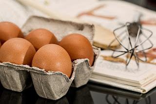 telur untuk diet