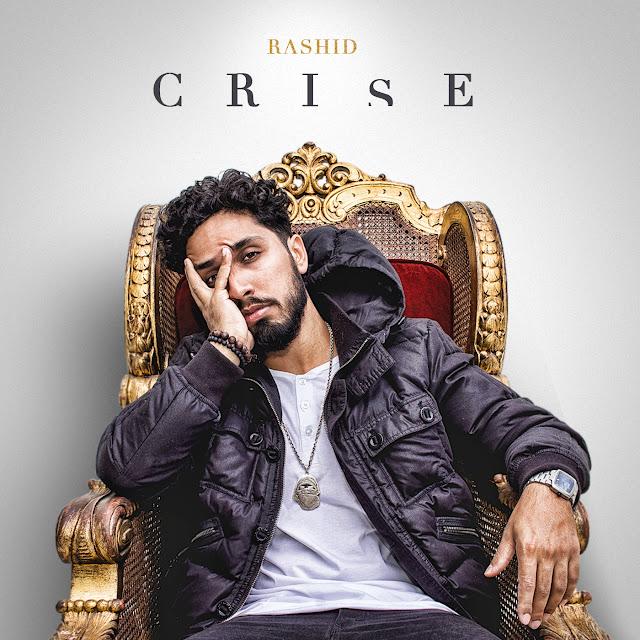 "Rashid lança o álbum ""CRISE"""