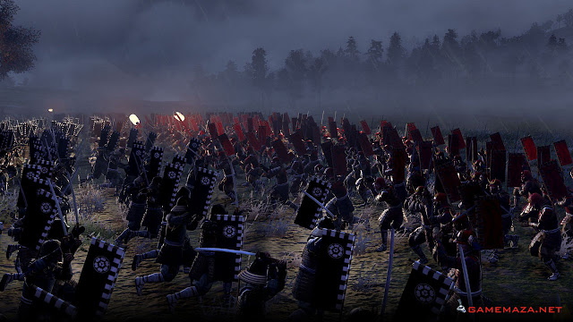 Total War Shogun 2 Fall of the Samurai Gameplay Screenshot 6