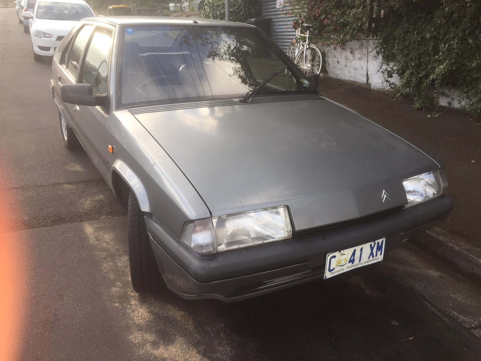 Random 159 Citroen Bx 19 Tzi Upper Middle Petrol Head French Cars Say What You Will About But Theyre Rarely Dull Citroens Especially This One A 1994 Was Towards The End Of