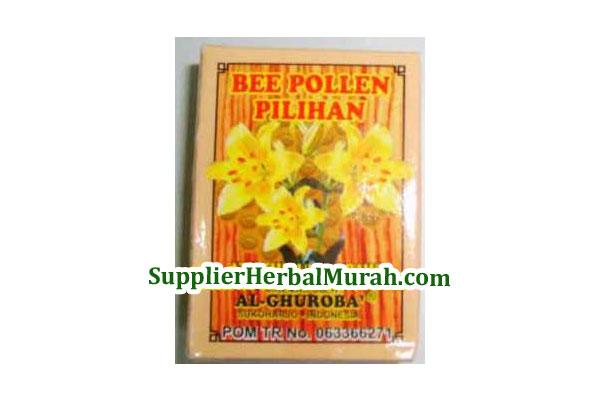 Kapsul Bee Pollen Al Ghuroba