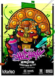 Hip Hop Al parque 2015