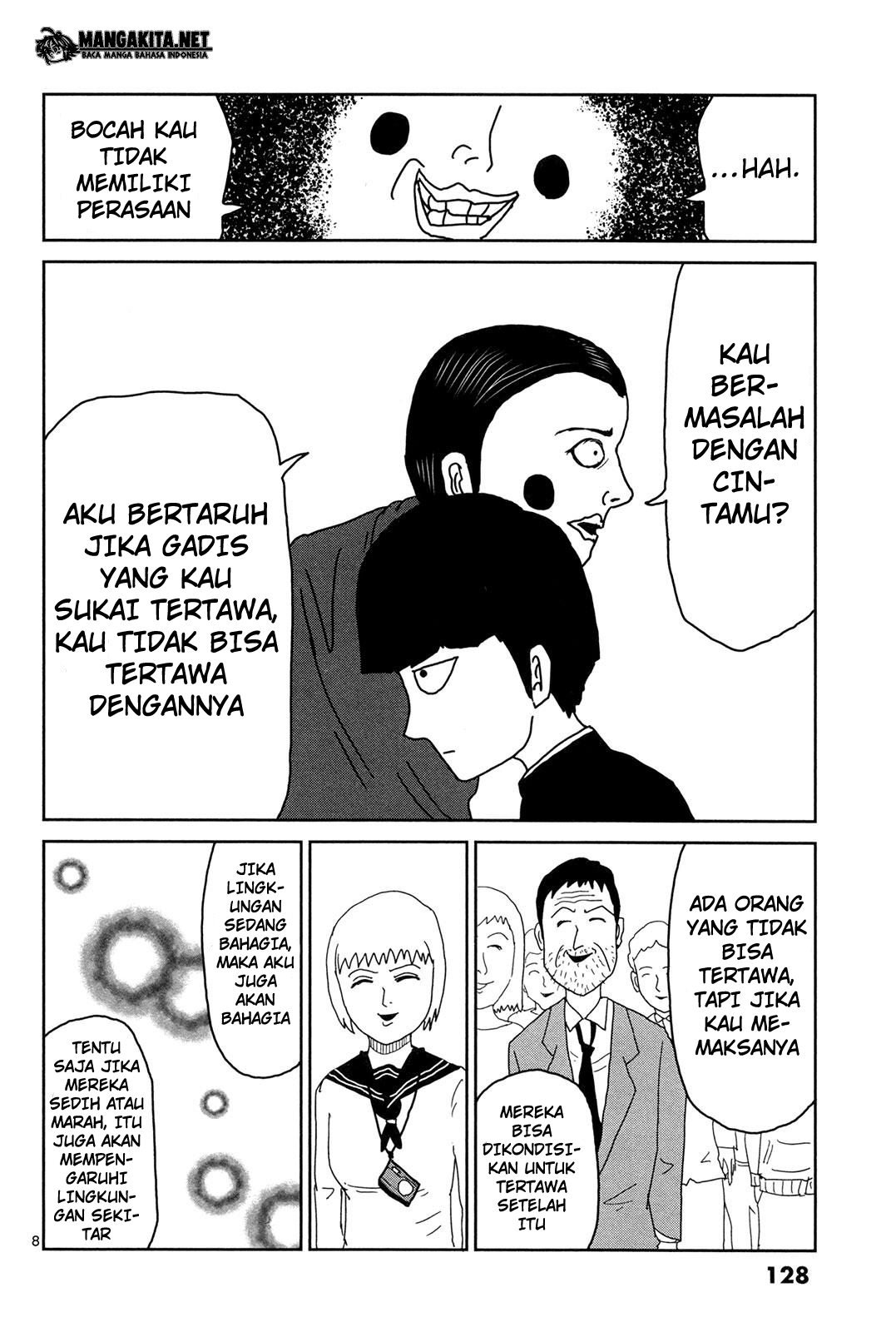 Mob Psycho 100 Chapter 08-8