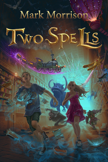 two-spells, mark-morrison, book