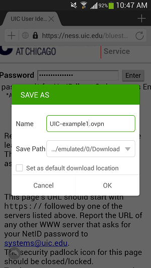 Open VPN For UDP And TCP Unlimite Trick In Android Phone