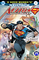 DC Renascimento: Action Comics #977