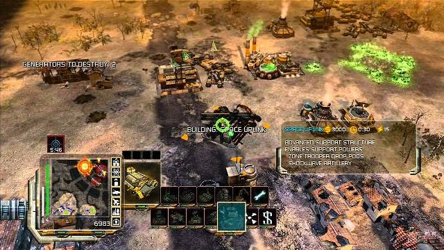 Command & Conquer 3 Tiberium Wars Screenshots