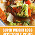 Super Weight Loss Vegetable Soup #diet #soup