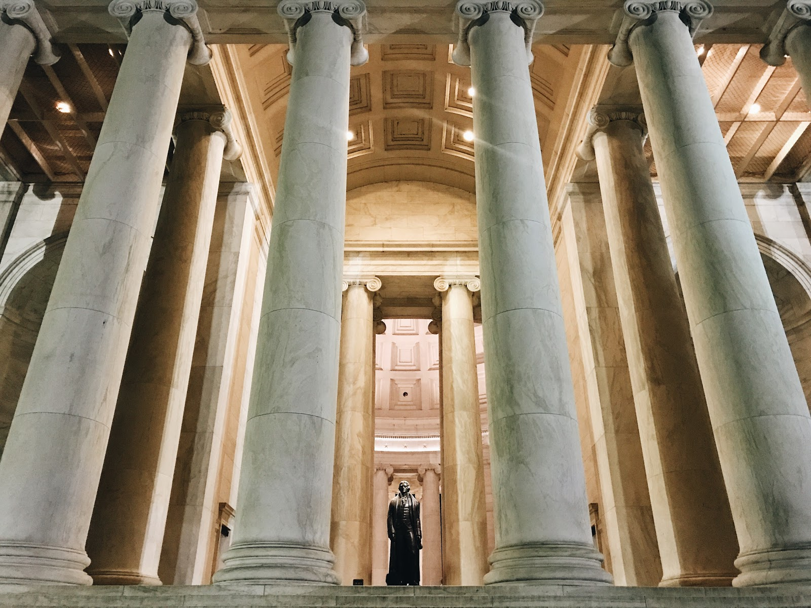 Jefferson Memorial | A Weekend in DC