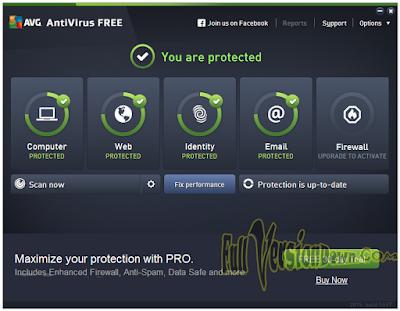 AVG AntiVirus Free v16.41.7441 - 2016 Full