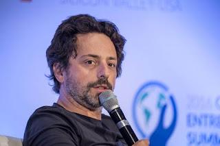Sergey Brin, Pendiri dan Chairman Alphabet (Google)