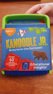 The Puzzle Den - Kanoodle JR Review