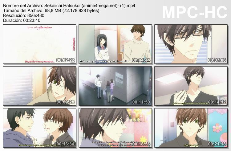 Sekaiichi Hatsukoi CAPTURAS 01