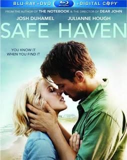 Safe Haven (2013) BRRip 700MB Full Movie Free Download