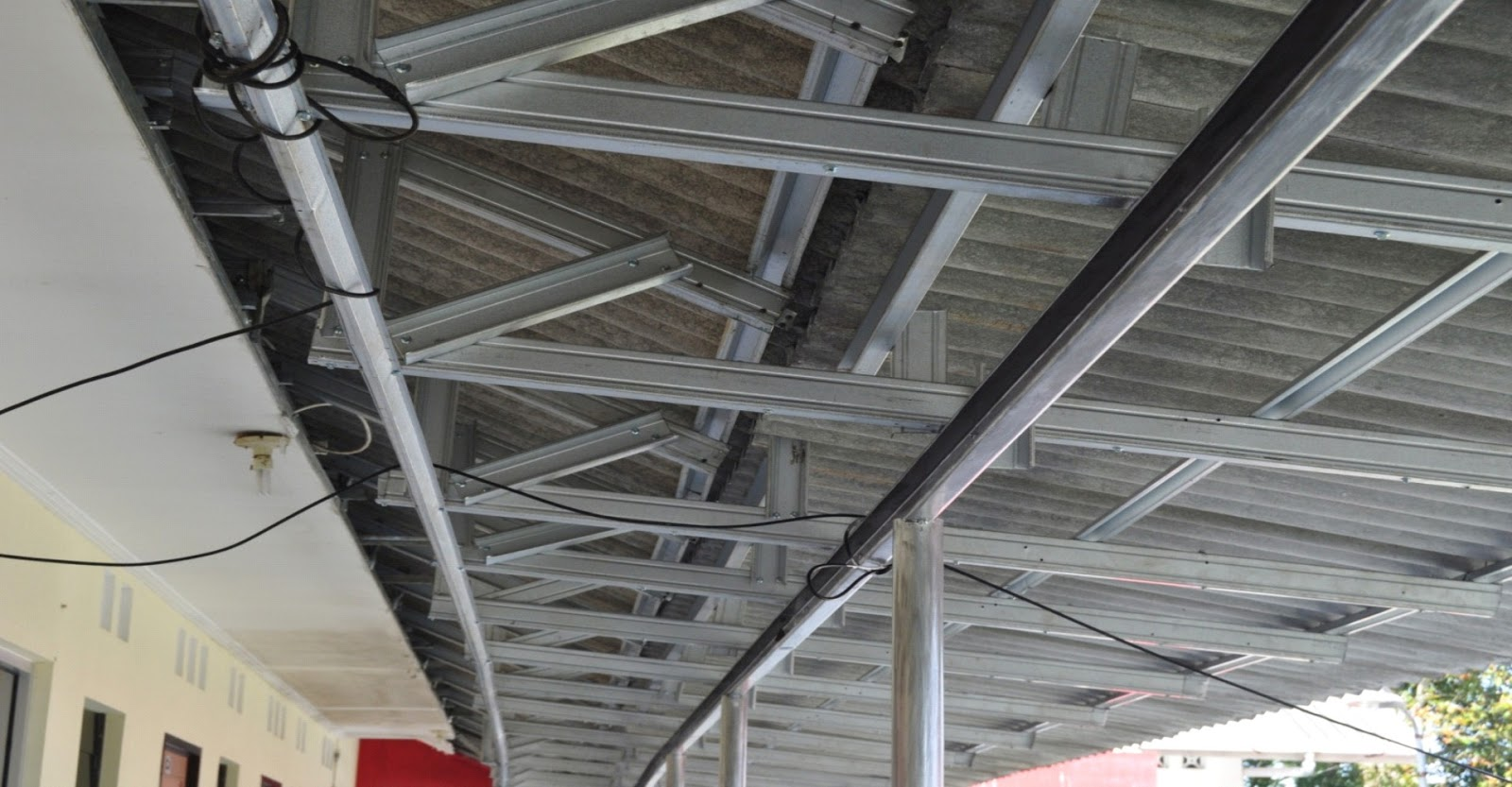 Harga Rangka Atap Baja Ringan Di Malang Galvalum Hub 085855499926 Atau