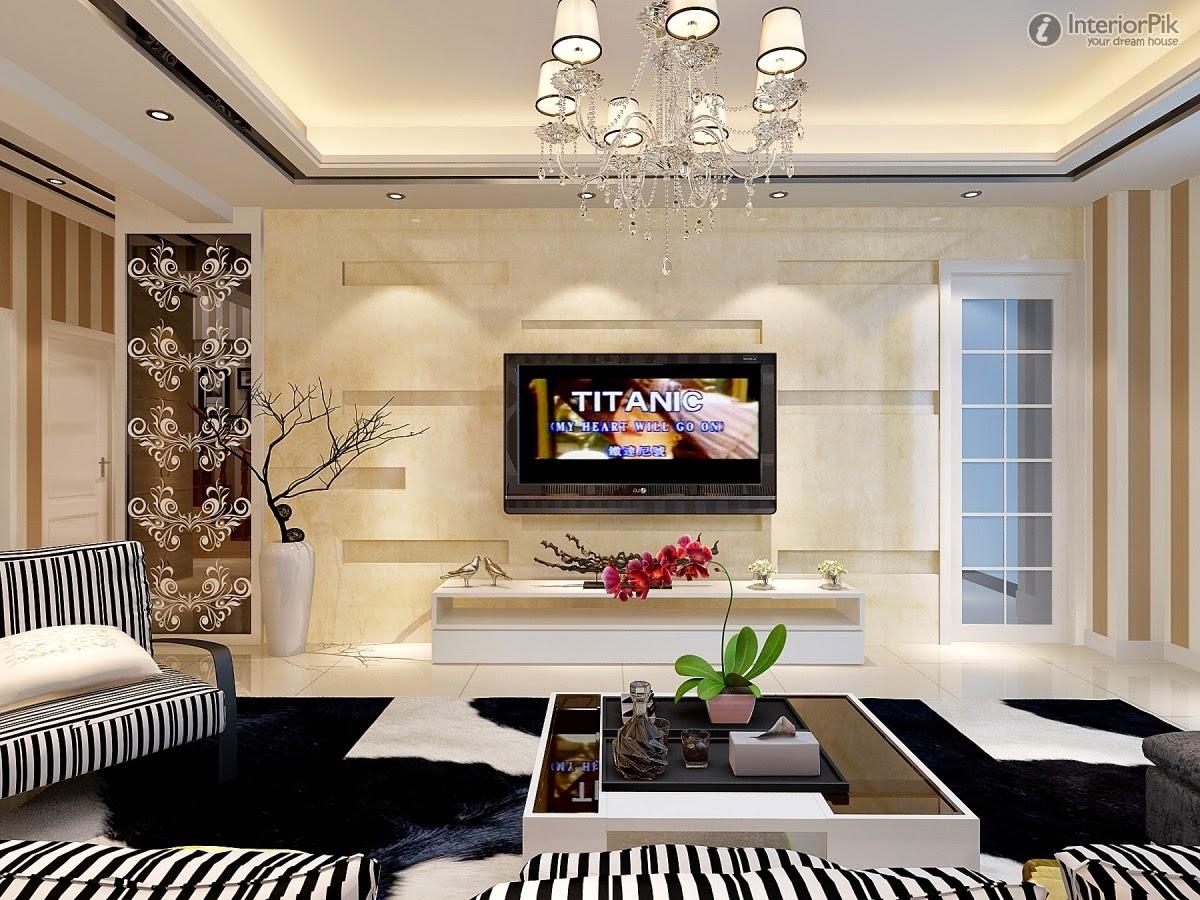 living room design catalog: New Modern Living Room Tv ...