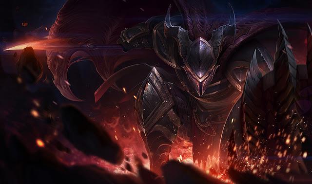 Mod Skin Dragonslayer Pantheon