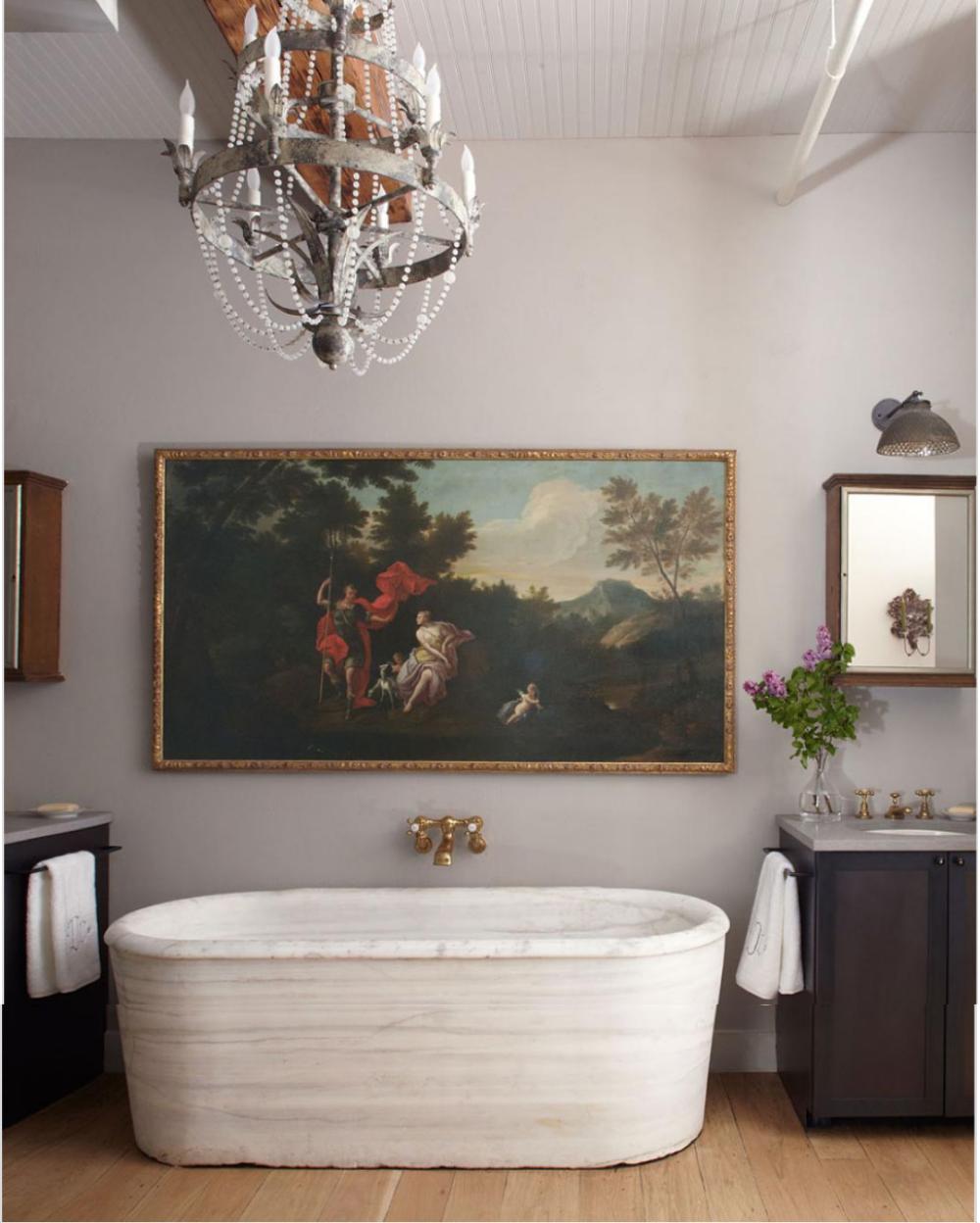 Interior-Trick 4: Kunst an der Wand