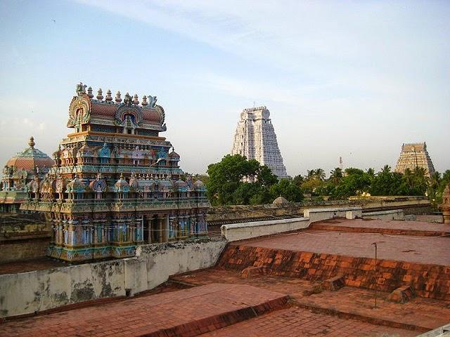 Tiruchirapalli ancient temples
