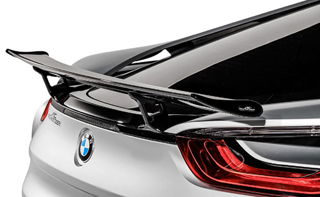 Upgrade Your BMW - Get Spoiler Wings