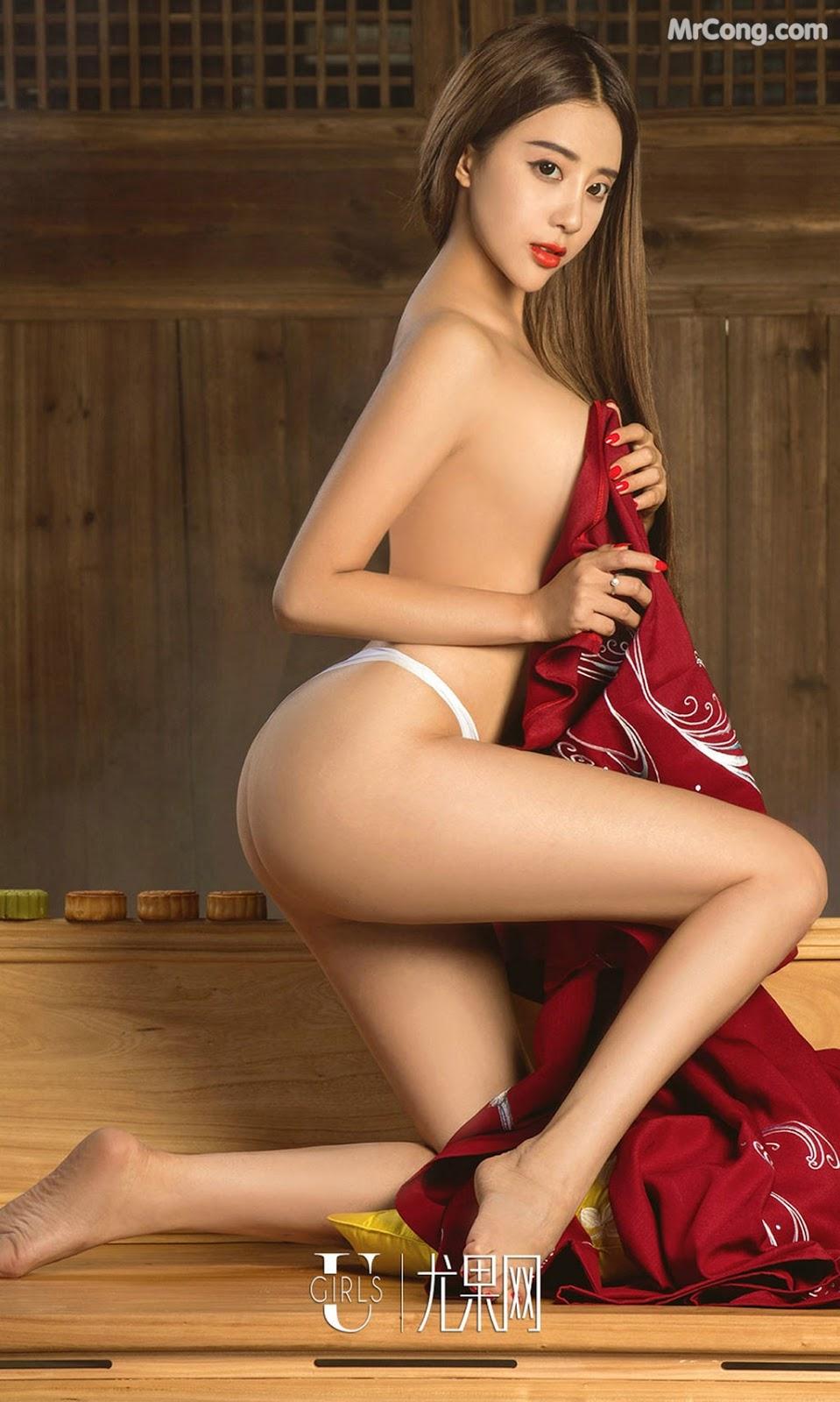 Image UGIRLS-Ai-You-Wu-App-No.868-Zhao-Zhi-Yan-Xiao-Hui-MrCong.com-013 in post UGIRLS – Ai You Wu App No.868: Người mẫu Zhao Zhi Yan (赵智妍) và Xiao Hui (筱慧) (40 ảnh)